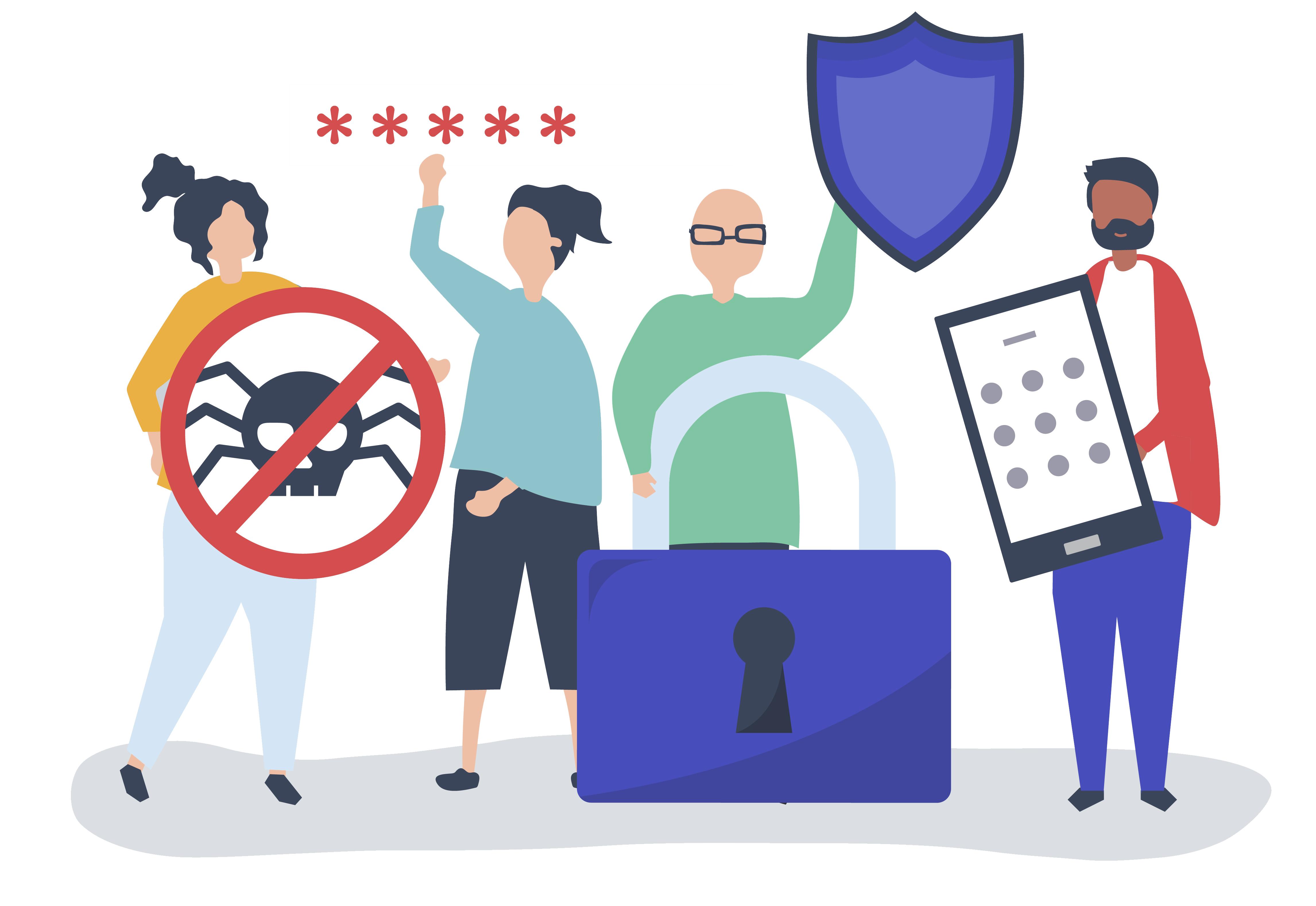 امنیت سایت های فروش فایل