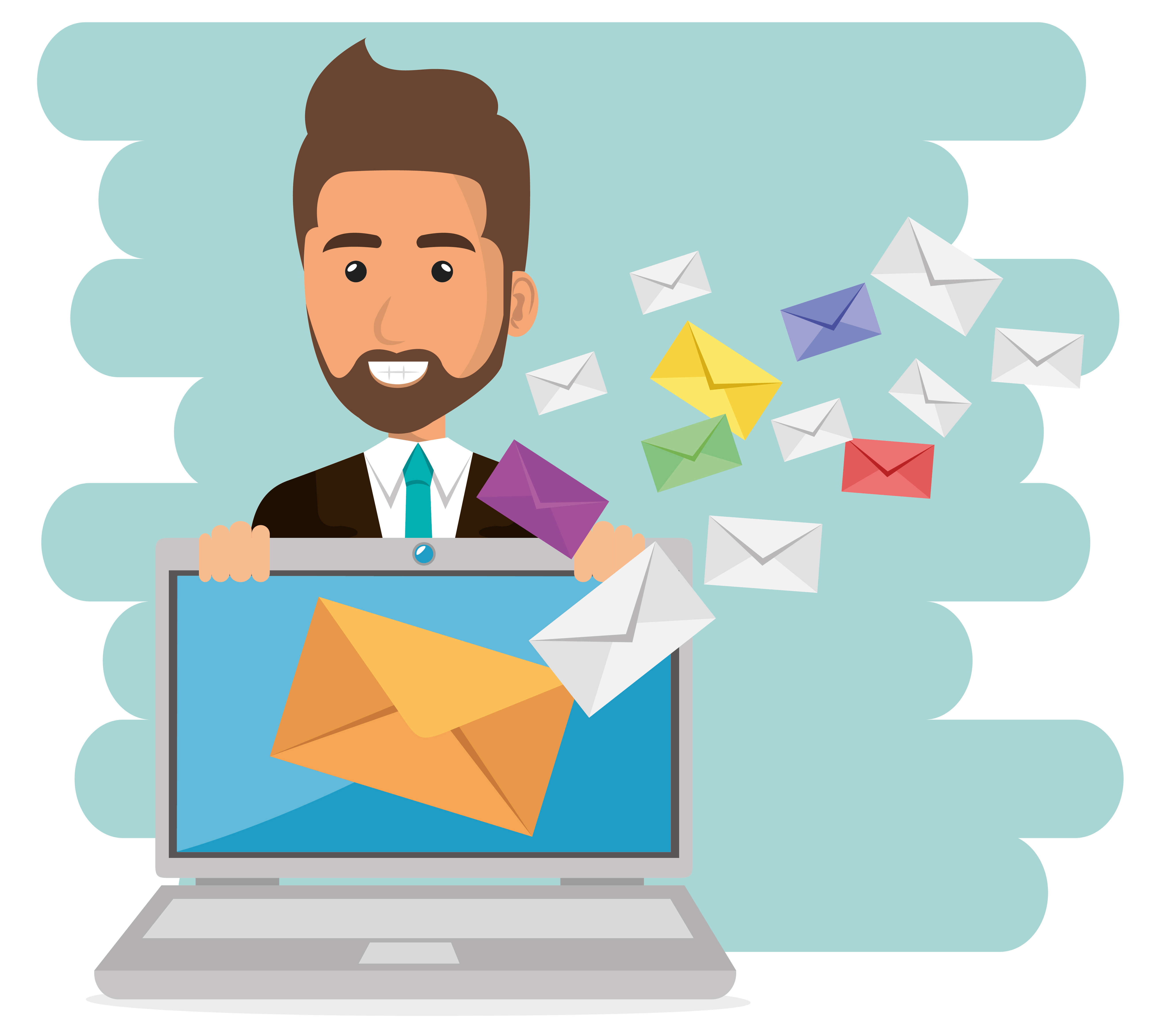 استفاده از ایمیل مارکتینگ برای شخصی سازی محتوا