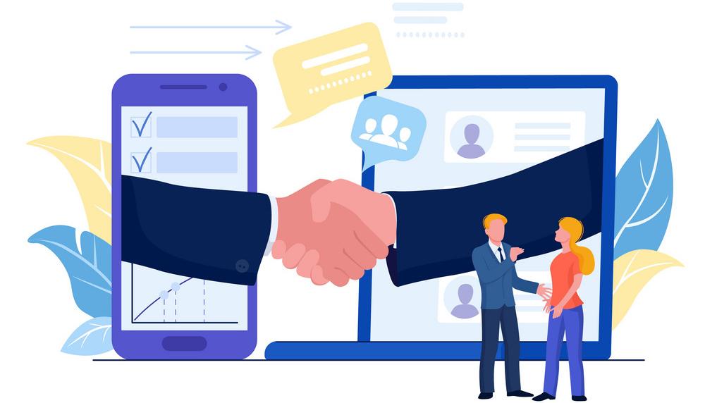 بالا بردن اعتماد مشتریان نسبت به فروشگاه اینترنتی