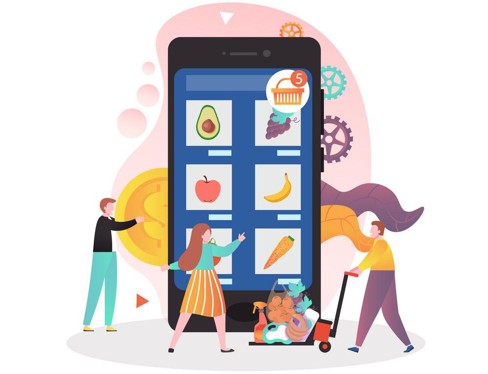 روشهای بیشتر کردن خرید مشتریان فروشگاه اینترنتی
