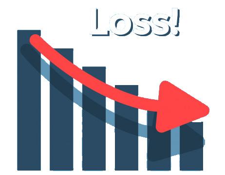 از دست دادن فروش
